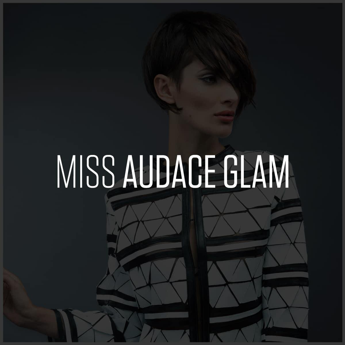 Miss Audace Glam | Compagnia Della Bellezza | Collezione Miss l'era del coraggio | 2015