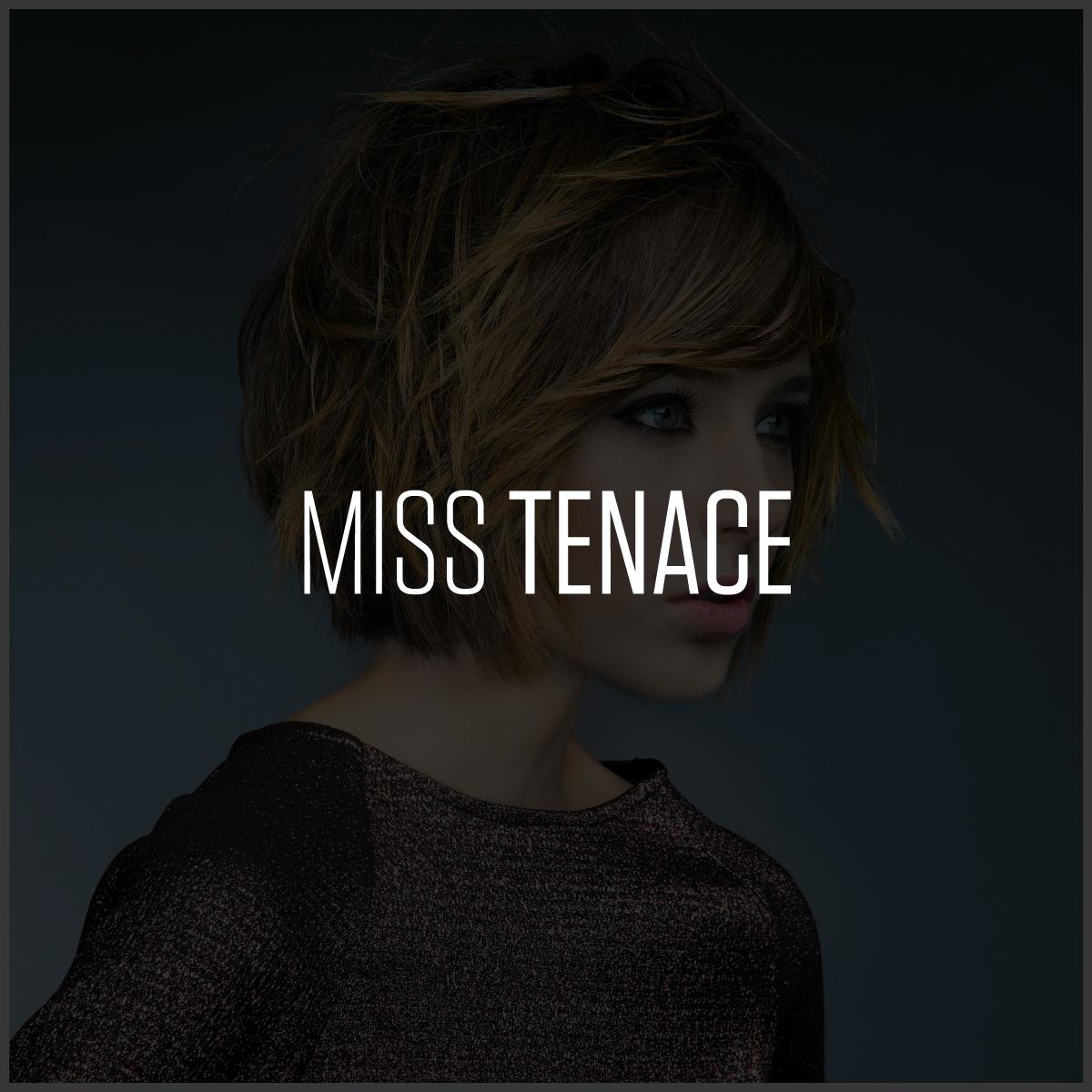 Miss Tenace | Compagnia Della Bellezza | Collezione Miss l'era del coraggio | 2015