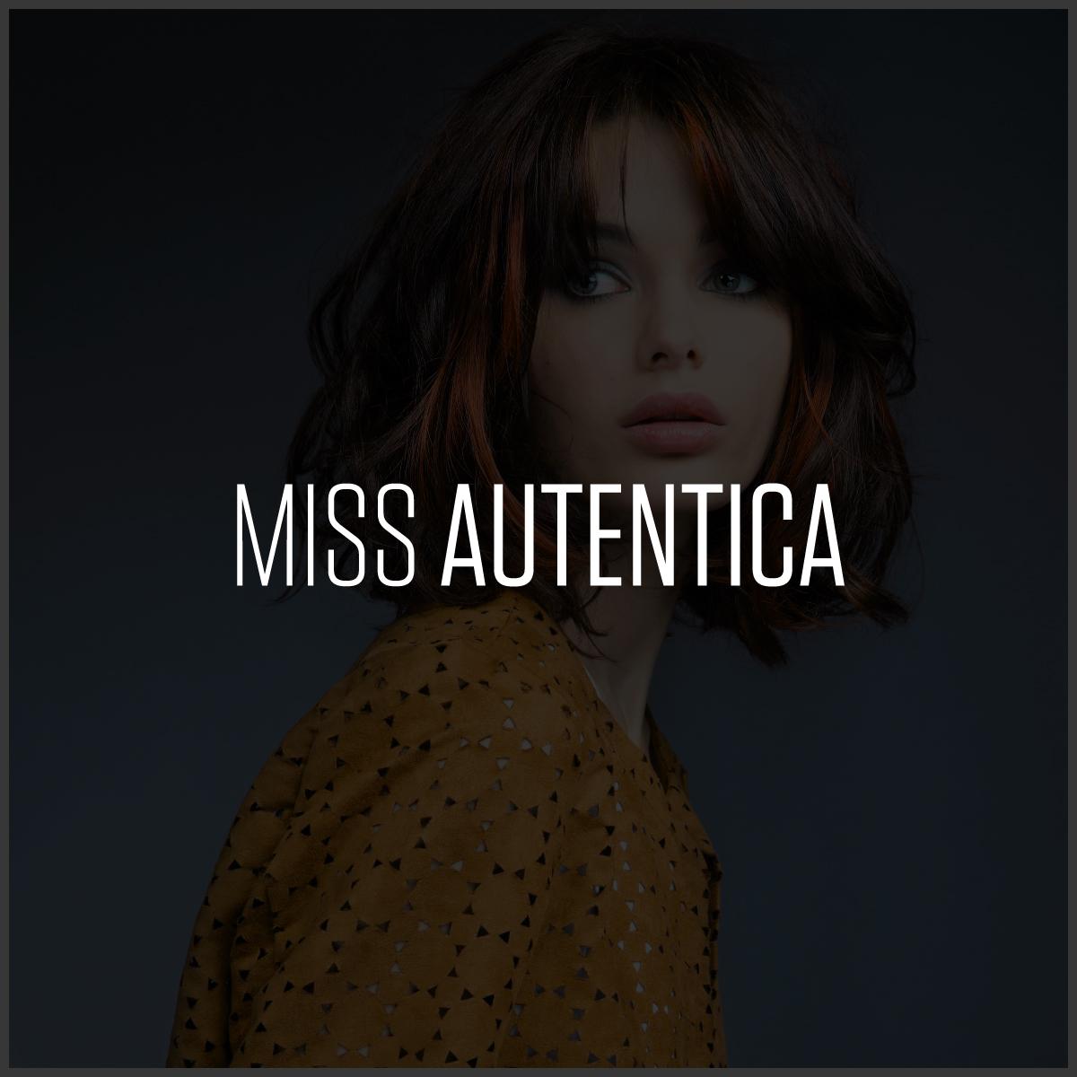 Miss Autentica | Compagnia Della Bellezza | Collezione Miss l'era del coraggio | 2015